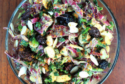 Coconut Curry Cabbage Salad